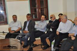 اجتماع جمعيه يافا مع نادر