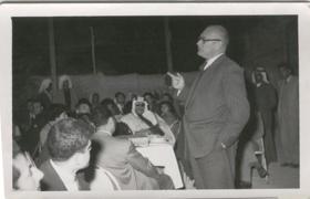 الاستاذ. درويش المقدادي مدير المعارف عام 1950
