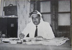 عبد العزيز حسين أول مدير معارف كويتي
