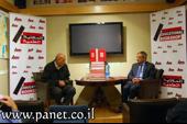 مقابله تلفزيونيه مع نادر