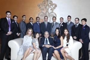 Sido and Grandchildren